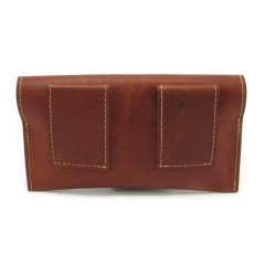 HPGG2089AST Cell Phone Pouch Smart Small back small leather pouches, Der Lederhandler, George, Western Cape