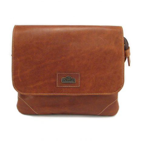 Hannah With Flap HP7336 front crossbody handbag leather bags women, Der Lederhandler, George, Western Cape