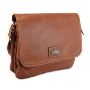 Hannah With Flap HP7336 side crossbody handbag leather bags women, Der Lederhandler, George, Western Cape