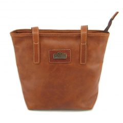 Hilda HP7338 front shoulder bag leather bags women, Der Lederhandler, George, Western Cape