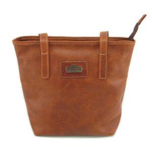 Hilda HP7338 front shoulder bag leather bags women, Der Lederhandler, George, Western Cape