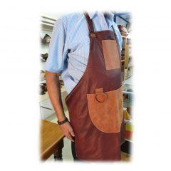 HPGG3030AST Leather Apron No 2 side curio items, Der Lederhandler, George, Western Cape