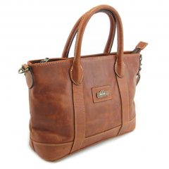 Ina Small HP7333 side classic handbag leather bags women, Der Lederhandler, George, Western Cape