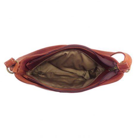 Amber Medium HP7341 inside 1 classic handbag leather bags women, Der Lederhandler, George, Western Cape