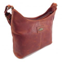 Amber Medium HP7341 side classic handbag leather bags women, Der Lederhandler, George, Western Cape