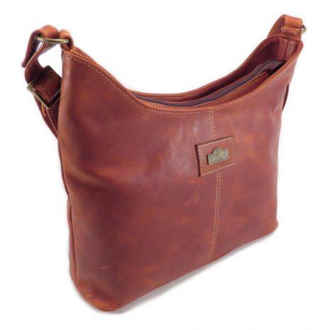 Amber Medium HP7341 side classic handbag leather bags women, Der Lederhandler, George, Western Cape