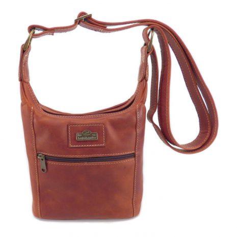 Angie HP7342 front crossbody handbag leather bags women, Der Lederhandler, George, Western Cape
