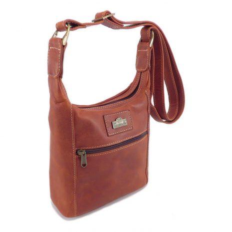 Angie HP7342 side crossbody handbag leather bags women, Der Lederhandler, George, Western Cape