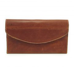 HPCW01 Cell Phone Wallet No 1 front small leather pouches, Der Lederhandler, George, Western Cape