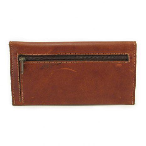 Ladies Wallet- No 10 HPLW10 back ladies purse leather wallets, Der Lederhandler, George, Western Cape