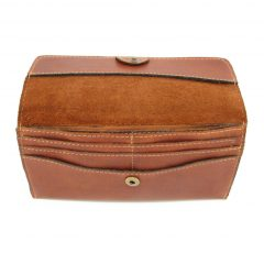 Ladies Wallet No 10 HPLW10 inside ladies purse leather wallets, Der Lederhandler, George, Western Cape