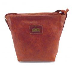 Hilda Long Sling HP7345 front crossbody handbag leather bags women, Der Lederhandler, George, Western Cape