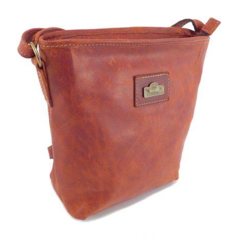 Hilda Long Sling HP7345 side crossbody handbag leather bags women, Der Lederhandler, George, Western Cape