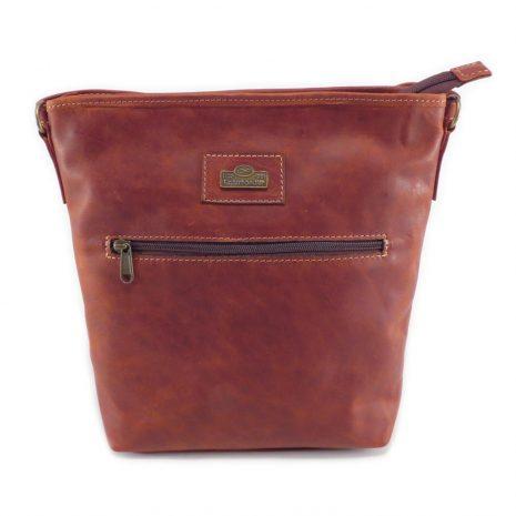 Hilda Medium HP7346 front crossbody handbag leather bags women, Der Lederhandler, George, Western Cape