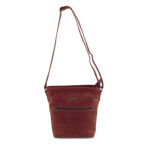 Hilda Medium HP7346 long crossbody handbag leather bags women, Der Lederhandler, George, Western Cape