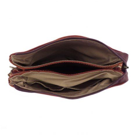 Jamie HP7347 inside crossbody handbag leather bags women, Der Lederhandler, George, Western Cape