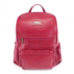 Bianca Backpack HP7352 front leather backpack bags, Der Lederhandler, George, Western Cape