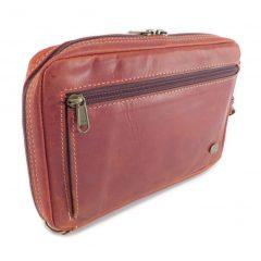 Jaydee Wrist Extra Large Pistol Cards HP7355 side leather wallet bags, Der Lederhandler, George, Western Cape