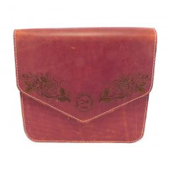 Sanet HP7351 front crossbody handbag leather bags women, Der Lederhandler, George, Western Cape