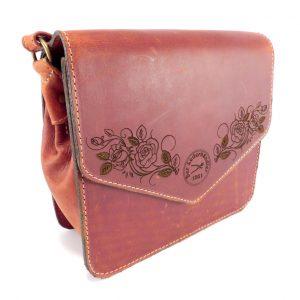 Sanet HP7351 side crossbody handbag leather bags women, Der Lederhandler, George, Western Cape